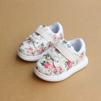 Suihua soft bottom small girls shoes BayMini shoes