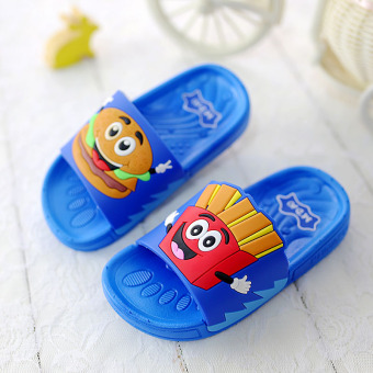 Summer children's non-slip shower shoes Baobao slippers