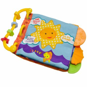 Sunny Teether Cloth Book Price Philippines