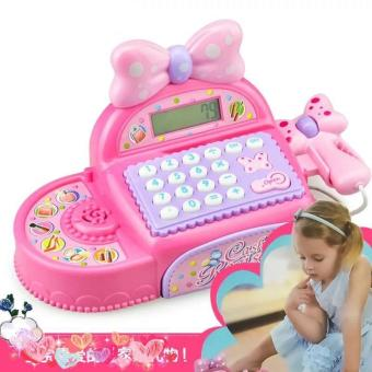 Supermarket Cash Register Pretend Play Toy