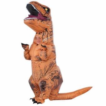 T-Rex DINOSAUR Inflatable Adult Costume TRex Costumes Halloween Party Dress - intl - 4
