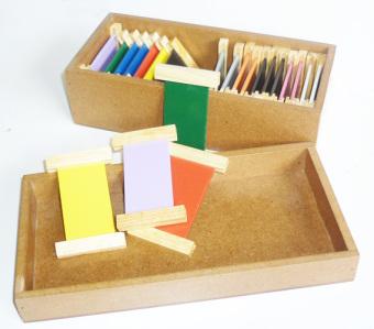Tahanang Walang Hagdanan Color Tablets Set 2 (Multicolor)
