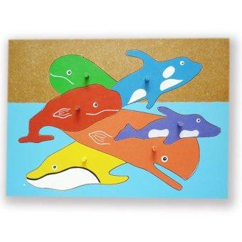 Tahanang Walang Hagdanan Whale Puzzle