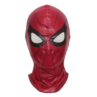 The Spider Man Red Mask Carnage Cosplay Hood Helmet 3 Full Face Mask
