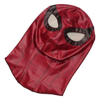 The Spider Man Red Mask Carnage Cosplay Hood Helmet 3 Full Face Mask - 5