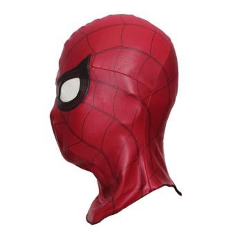 The Spider Man Red Mask Carnage Cosplay Hood Helmet 3 Full Face Mask - 3
