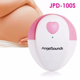 Tickle JPD-100s Angel Sounds Baby Heartbeat Monitor / Recorder(Pink) Price Philippines