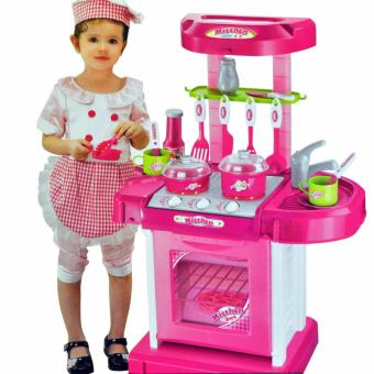 Tickle New Multi-function Kitchen Utensils Simulation Playset