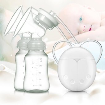 Tickle RH228 Mother Manual Double Electric Breast Pump (White) Price Philippines