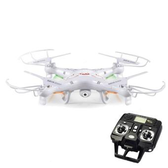 Tickle X5C-1 Quadcopter with Remote Control and 2MP Camera (White)