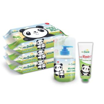 Tiny Buds Complete Diaper Change Set Price Philippines