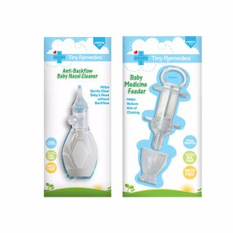 Tiny Buds Tiny Remedies Nasal Cleaner & Medicine Feeder Set