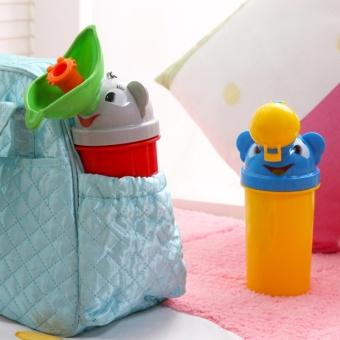Toilet Car Portable Potty Training Kid Toddler Boy Baby Pee GirlUrinal Travel - intl - 3