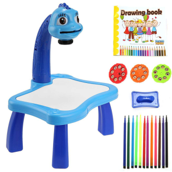 Toprank Arshiner Kids Drawing Learning Desk Toy Set Educational Development Drawing Painting Toys