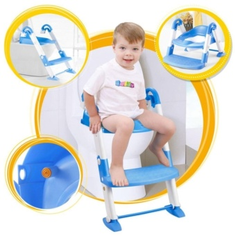Town Shop -Kids Seat Potty Toilet Trainer 3 in 1