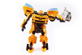 Toy Collections Bumblebee (Yellow)