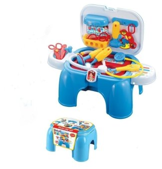Toy Collections Doctor Kids Portable Stool