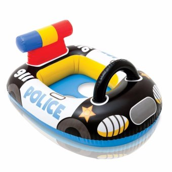 Toy Collections Intex Kiddie Float Police Car