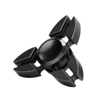 Triangle Fidget Hand Spinner (Black)
