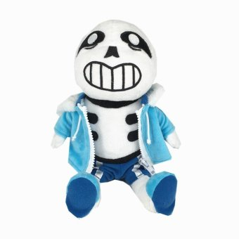 Undertale Sans Plush NEW Soft Doll Toy Kids Birthday Gift Action Figure - intl