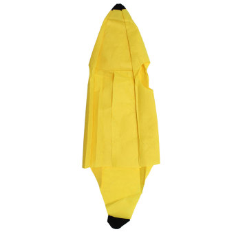 Unisex Banana Fruit Costume Fancy Dress For Hen Stag Night Party Complete Outfit - Intl