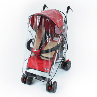 Universal Strollers Pushchairs Baby Carriage Waterproof Cover Windshield