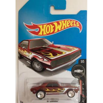 $uper Treasure Hunt: 1967 50th Anniversary Camaro Price Philippines