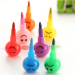 Velishy Sugar-coated Crayon Cartoon Crayon Face 7 Color