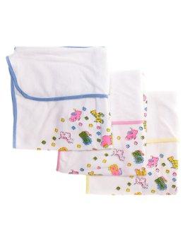 Vincenzo Shop Bath Towel Lion (Set of 3) - picture 2