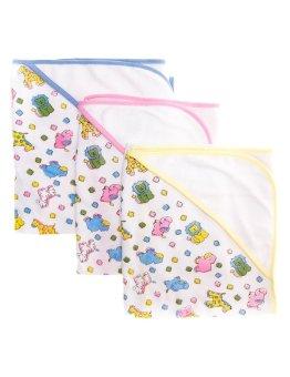 Vincenzo Shop Bath Towel Lion (Set of 3)