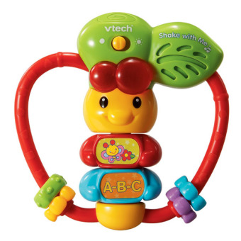 VTech Apple Rattle (Red)