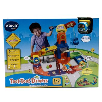 Vtech Construction Site Playset
