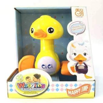 Waggling Companion Duck Press and Go Baby Kids Toy Price Philippines