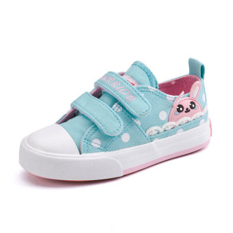 Warrior spring New style princess casual shoes children's shoes