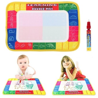 Water Drawing Painting Magic Doodle Aquadoodle Mat Aquadraw Board Pen Kids Toy Price Philippines