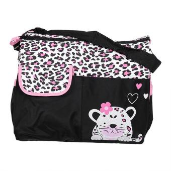 Waterproof Mummy Baby Diaper Bag Organizer Handbag Pink - intl