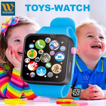 Wawawei Kids Children Early Learning Machines Touch Screen SmartWatch Toys Price Philippines