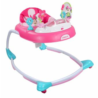 Weeler Bows and Butterflies Baby Musical Walker (Pink)