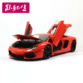 Willie fx1/lp700-4 sports car model alloy car models