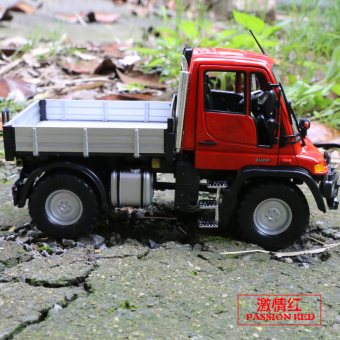 Willie welly1/u400 off-road truck model alloy car model