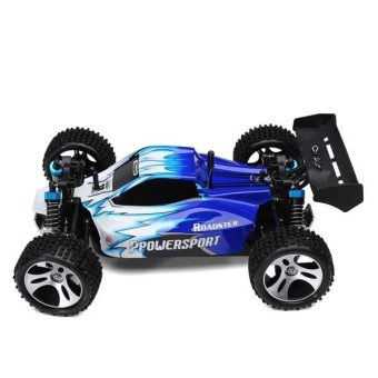 Wltoys A959 Rc Car 1/18 2.4Gh 4WD Off-Road Buggy - intl