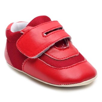 Wonder Years SHO-RB-2111-R Infant Boy Shoes (Red)