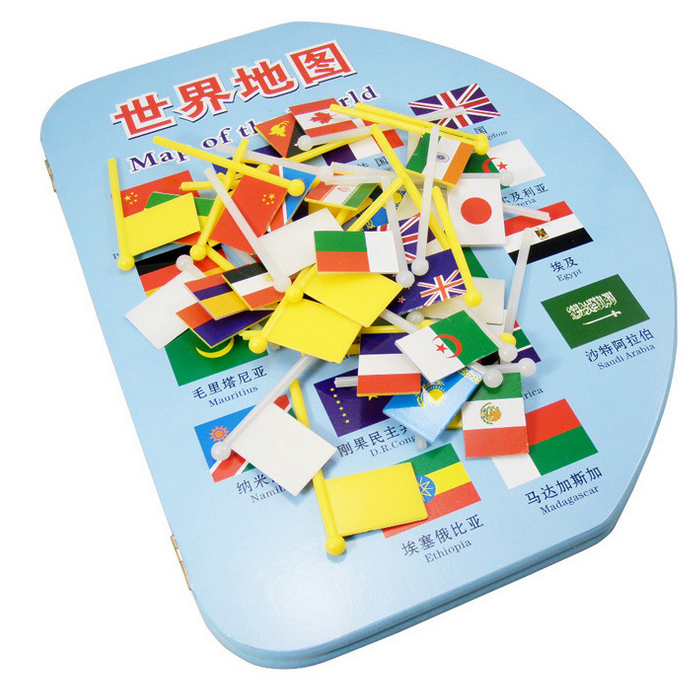 Philippines world map flag puzzle toy matching geography world map flag puzzle toy matching geography educational toy gumiabroncs Image collections