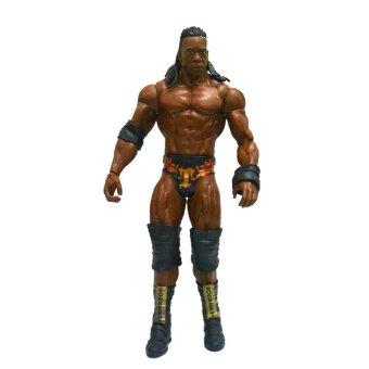 WWE Booker Wrestler Basic Action Figure