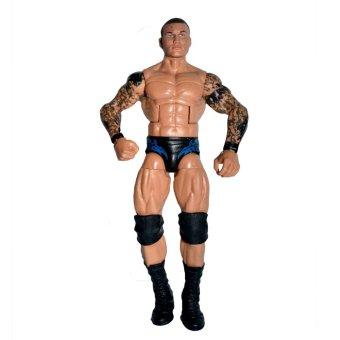 WWE Randy Orton Elite Loose Action Figure (Blue/Black)