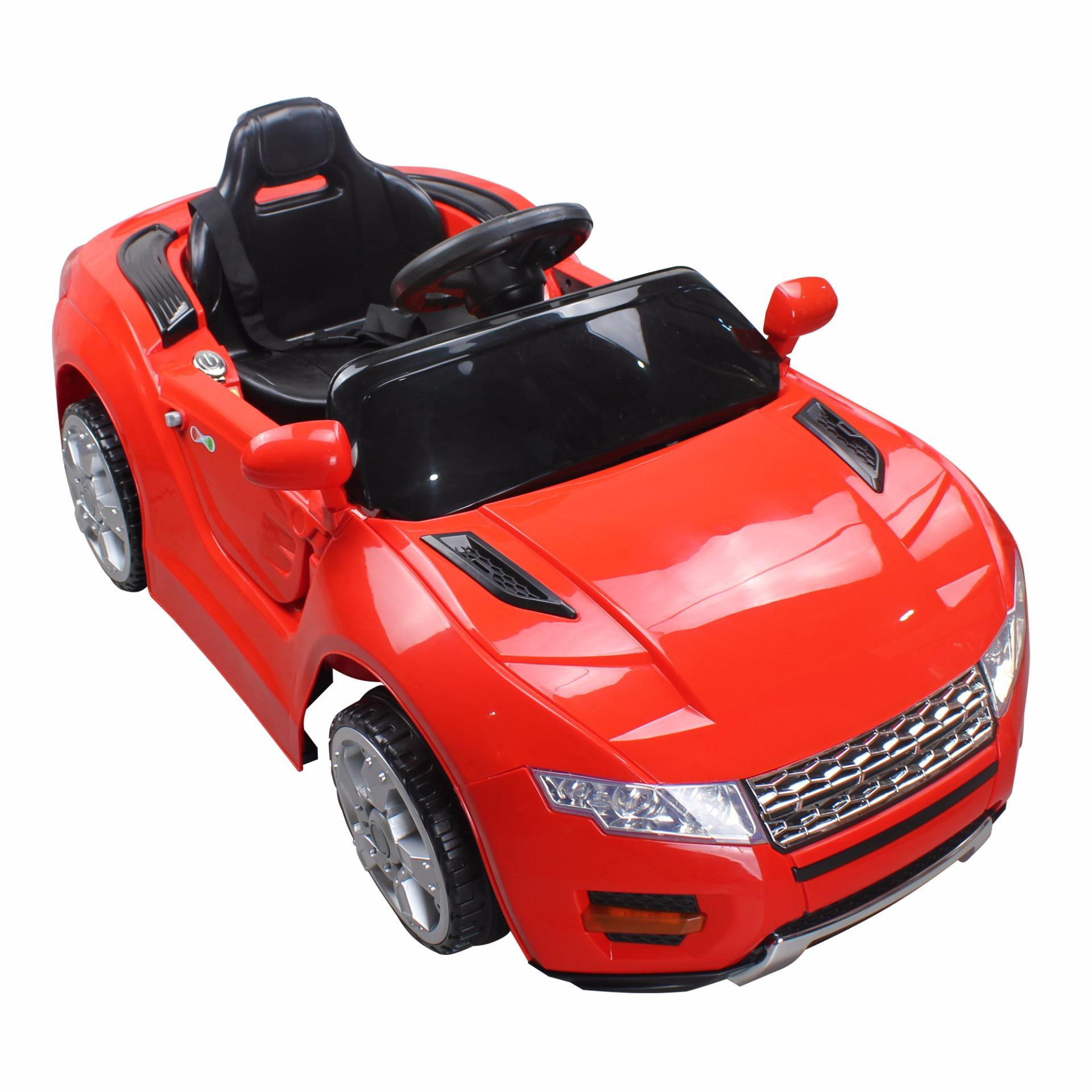 yd m6 kids electric ride on toy car 4 wheels red lazada ph