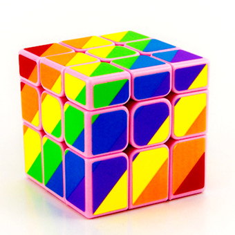 Yongjun mirror three order cube