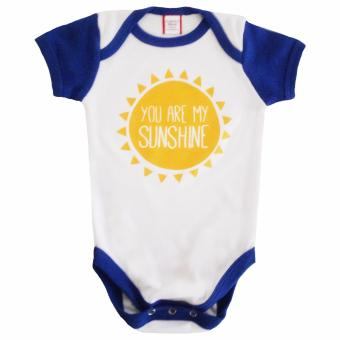 You Are My Sunshine Onesie (Blue) Price Philippines
