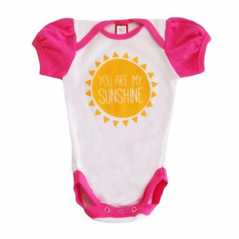 You Are My Sunshine Onesie (Pink) Price Philippines