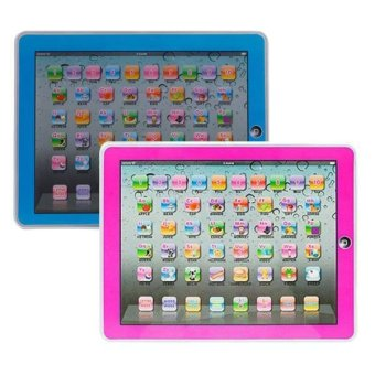 Ypad Multimedia Learning Computer Toy Set of 2 (Blue/Pink) Price Philippines